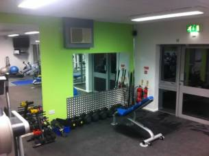 Gymn equipment